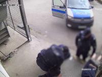 Brutalna interwencja policji w Białymstoku