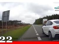 Polish Drivers 22 Niebezpieczne wypadki, kolizje, wymuszenia i potrącenia na polskich drogach