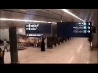 Uderzenie rakiety na lotnisku Abha - Arabia Saudyjska