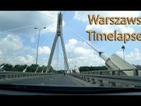 Zwiedzanie Warszawy Timelapse Śródmieście - Praga - Wola