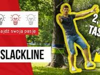 Co to jest slackline?