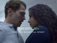 Reklama Lacoste, która robi wrażenie