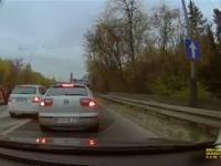 Jak zdenerwować szeryfa drogowego