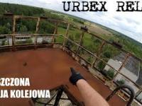 Opuszczona stacja kolejowa Olendry
