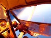 Zderzenie dwóch samolotów podczas skoków spadochronowych