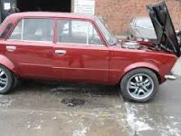 Fiat 125p z silnikiem V8