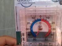 Co się dzieje się z termometrem na słońcu w upał