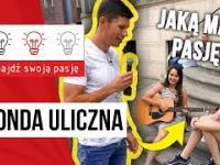 Czy Polacy mają pasje?| Sonda uliczna