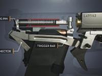Animacja ukazująca jak działa pistolet Glock 19