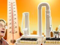 Jak tanim kosztem zbudować wydajny klimatyzator?