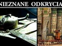 Nieznane Odkrycia ze Starożytnego Egiptu
