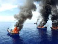 Somalijscy piraci przeżywają niespodziankę!