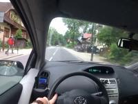 Polski streamer 2 razy prawie potracil kogos na pasach