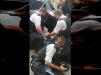 Policja próbuje aresztować kierowcę w Londynie
