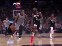 James Harden i jego świetna obrona w NBA