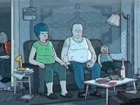 Rodzina Simpsonów zza wschodniej granicy