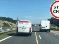 Kierowca busa blokuje przejazd karetce na sygnale