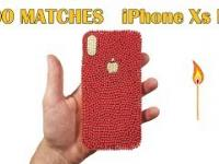 1000 Zapałek iPhone Xs Max Replika