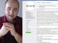 Dariusz Matecki: pozywam Ośrodek Monitorowania Zachowań Rasistowskim i Ksenofobicznych
