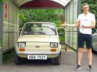 Dlaczego Fiat 126p to najlepszy samochód do poruszania się w Londynie
