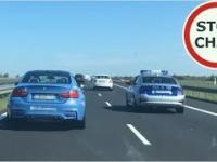 Kierowcy blokują przejazd karetce na sygnale - S7/DK7