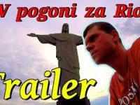 Odważna i śmieszna podróż autostopem po świecie - z Polski do Brazylii