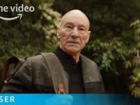 Star Trek: Picard - oficjalny zwiastun. Jest grubo