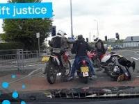 Policja zatrzymuje złodziei skuterów