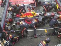 Red Bull pobił rekord w szybkości pit stopu - 1,88 sekundy