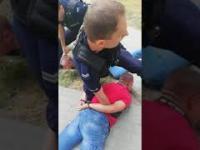 Policja pacyfikuje patologie - Lublin