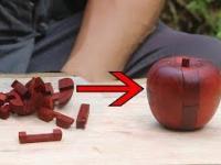 Jabłuszko własnej produkcji