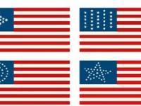 Historia flagi USA!