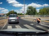Agresywny rowerzysta czy kierowca?