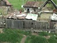 Przejażdżka po cygańskiej wsi w rumuńskiej Transylwanii