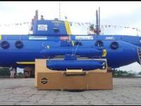 Z serii zbutuj to sam: Amatorski okręt podwodny