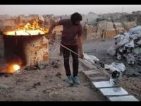 """Przetapianie """"amelinium"""" w Iraku"""