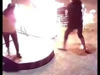 Wyluzuj kobieto, przecież to i tak się nie zapali