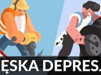 Męska depresja - Chłopaki też cierpią
