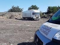 Ciężarówka przywiozła z Niemiec ukryty ładunek odpadów