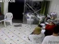 Brazylijska policja w akcji