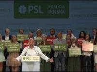 KABARET polskiej sceny politycznej.Wspólna Konwencja PSL-Kukiz'15