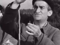 Louis de Funès na rybach