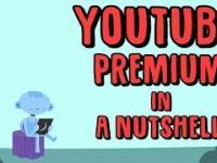 YouTube Premium Parodia - animacja