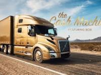 Pocieszna reklama Volvo