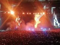 """Metallica zagrała """"Sen o Warszawie"""" na koncercie w stolicy"""