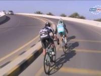 Epickie zwycięstwo etapu Petera Sagana