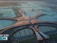 Budowa międzynarodowego portu lotniczego Beijing Daxing została ukończona