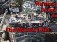 Warszawski Budowy X Extra The Warsaw Hub & Skyliner