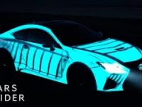 Świecący lakier samochodowy, marzenie wielu tunerów i nie tylko
