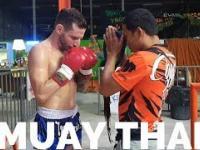 Walki w Tajlandii - Dobry dzień ze złym zakończeniem - Muay Thai - Phuket